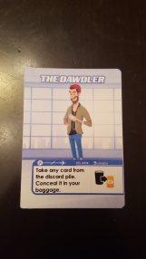 Passenger Card